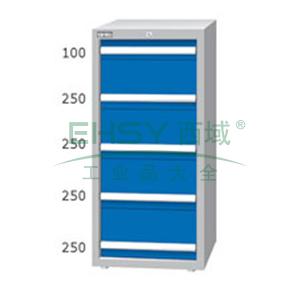 重量型工具柜,高H*宽W*深D:1200*718*759,抽屉荷重(kg):100kg,ED-12051