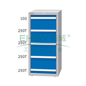 重量型工具柜,高H*宽W*深D:1200*718*759,抽屉荷重(kg):100kg,ED-12051T