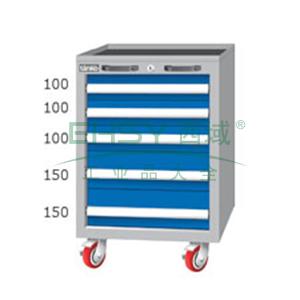 重量型工具柜,高H*宽W*深D:850*566*640,抽屉荷重(kg):100kg,EA7051M