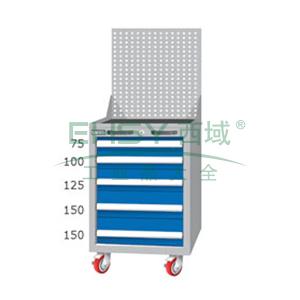 重量型工具柜,高H*宽W*深D:1380*566*640,抽屉荷重(kg):100kg,EA7052MA