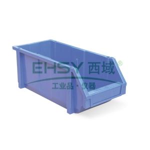 (全新料)组合式零件盒, 100×160×74mm (蓝)