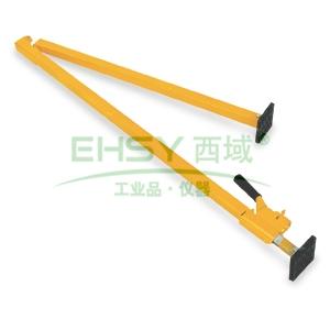 钢制撑杆,黄色 可折叠