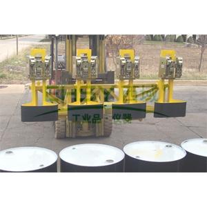 汉利 四桶重型桶夹,额定载荷(kg):3600,长*宽*高(mm):1170*2220*990