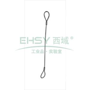 压制钢丝绳索具,承载重量700kg