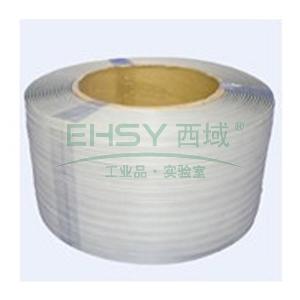 欧啡 全自动机用打包带,12mm*0.8mm*10kg(白色)
