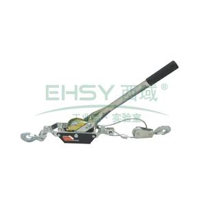 2T紧线器,拉绳直径Ф4.8mm 净重14kg