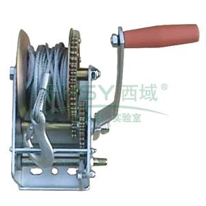 272KG手动绞盘,适用材质 尼龙绳