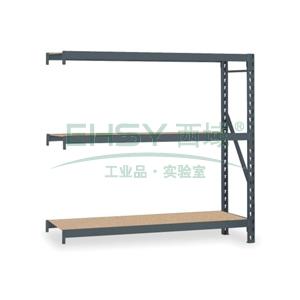 中重型置物架,500KG承重 3层 1958×610×1828mm 层板为复合木板 (安装费另询)