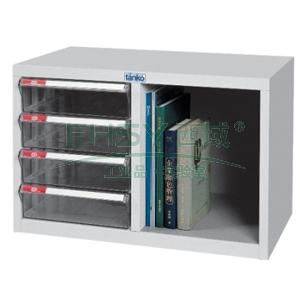 文件柜,透明380×540×346,4抽屉