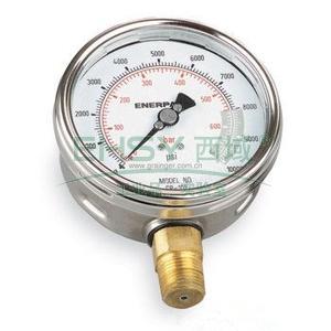 恩派克压力表,0-400bar,G2517L