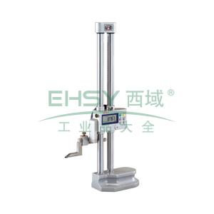 三丰 数显高度尺,(公英制)0-600*0.01mm 带SPC输出功能,192-672-10
