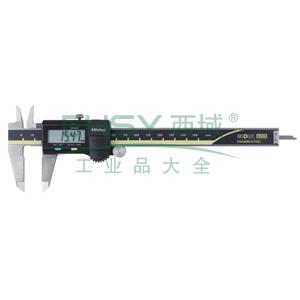 三丰 数显卡尺,硬质合金量爪(内外径)0-150mm 带SPC输出功能,500-175-30(500-175-20升级版)
