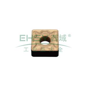 三菱车刀片,SNMG120404-MA VP15TF,适合碳钢、合金钢的半精加工
