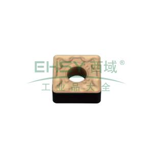 三菱车刀片,SNMG120408-MA VP15TF,适合碳钢、合金钢的半精加工
