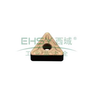 三菱车刀片,TNMG160404-MA VP15TF,适合碳钢、合金钢的半精加工