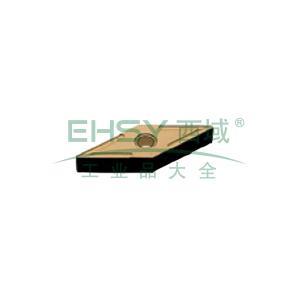 三菱车刀片,VNMG160404 VP15TF,适合碳钢、合金钢的半精加工