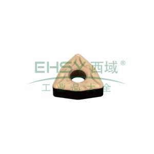 三菱车刀片,WNMG080404-MA VP15TF,适合碳钢、合金钢的半精加工