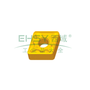 株洲钻石 车刀片,CNMG090304-DM YBC252,适合碳钢半精加工