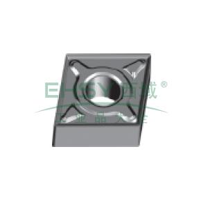 株洲钻石 车刀片,CNMG120404-EM YBG205,适合碳钢、不锈钢半精加工