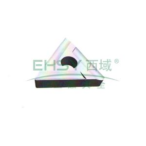 自贡长城 机夹刀片,YG3 31005A,用于右偏外圆车刀、镗刀