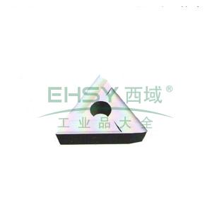 自贡长城 机夹刀片,ZP40 31905CL,用于左偏外圆车刀、镗刀