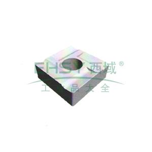 自贡长城 机夹刀片,YW1 41910A,用于右偏内外圆及端面车刀