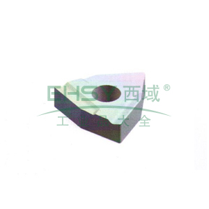 自贡长城 机夹刀片,YW2A T3K1905A5,用于90°外圆、内孔车刀,使用于半精工