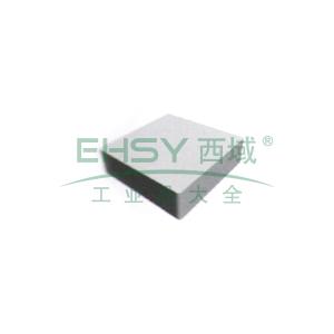 自贡长城 机夹刀片,YG610 419100,用于车刀、镗刀及端面铣刀