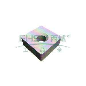 自贡长城 机夹刀片,YG532 41005N,用于喷射钻头、套料刀、螺旋玉米齿铣刀