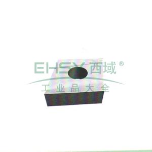 自贡长城 机夹刀片,YT767 C1610L,用于90°车、镗、铣刀,径向力小,断屑效果好