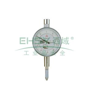 百分表,0-3mm Φ42mm,平型后盖(1级)