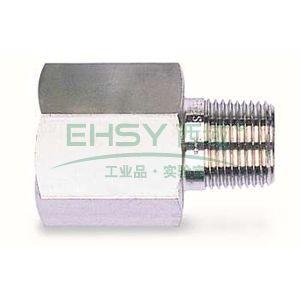 "JPE BS4-RA0603-R 异径内外牙接头,3/4""-3/8""PT不锈钢304"
