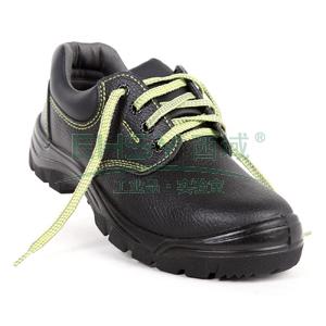 羿科 时尚款低帮安全鞋,防砸防静电,42,60718105