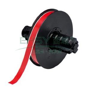 "BBP31常用工业级乙烯胶带,B7569,0.5""X100',红色"