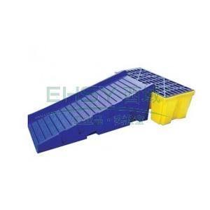 SPC斜坡,可与两桶和四桶盛漏托盘配合使用,SC-DPR