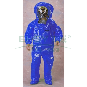 雷克兰ICT450-M B级连体防化服,蓝色