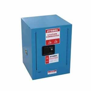 SYSBEL 弱腐蚀性液体安全柜,4G,不含接地线WA810040B