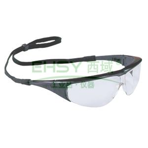 霍尼韦尔防雾眼镜,黑色镜框 透明镜片,1002781