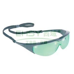 Honeywell Millennia Classic焊接防护眼镜黑色镜框,3号暗度镜片