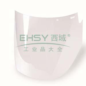 霍尼韦尔1002312透明聚碳酸防护面屏,与1002302配合使用,