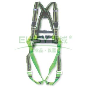 霍尼韦尔 DuraFlex双挂点全身式安全带,M/L,1002849A