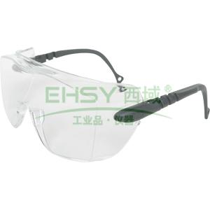 3M 12308 中国款防护眼镜,可佩戴近视眼镜使用,防雾涂层,