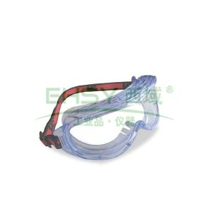 3M 1623AF 亚洲款舒适型防化学护目镜