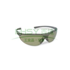 3M 1790G 时尚型防护眼镜,UV防护,淡绿色眼镜片