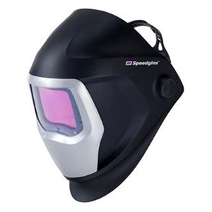 3M Speedglas™ 9100X自动变光焊接面罩,有边窗