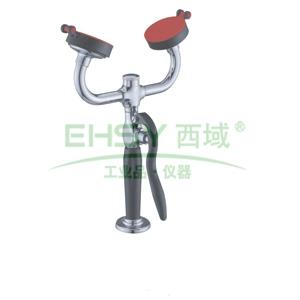 台式双口移动洗眼器,WJH0355A