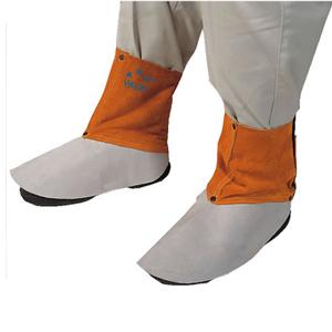 威特仕 焊接脚盖,44-2106,金黄色皮脚盖15cm长