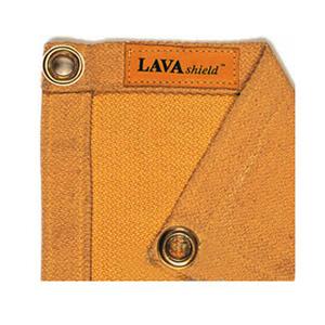威特仕 焊接防护毯,50-3066,30安金黄色玻璃纤维 1.73*1.73m