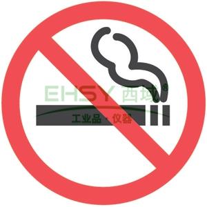 禁止吸烟,直径40cm