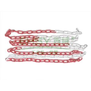 链条,红白,PE材质,长4m